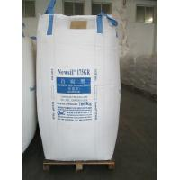 Flexible  Type B PP Pellets Big Bag FIBC bags with 4 loops for Carbon white / Silica