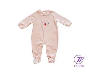 China 6 - 24 Month Long Sleeve Autumn Cotton Siamese Kids Cotton Pajamas, Baby Apparel on sale