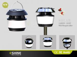 China Electric Solar Mosquito Killer Lamp Rechargeable Li-ion , Waterproof on sale