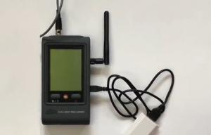 China Remote Electronic Tag OEM ODM / Temperature Humidity Data Logger With Message Alert on sale