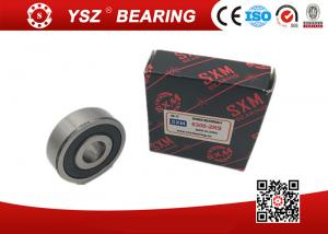China Motorcycle Ball Bearing Deep Groove Ball Bearings 6300 ZZ / 2RS / OPEN 10*35*11 MM supplier