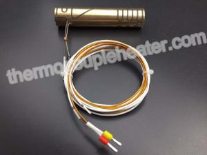 China 240V 400W Press In Brass electric resistance heater For Hot Runner Plastic Mold on sale