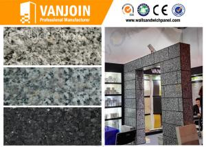 China Acid Resistant Fireproof Lightweight Flexible Wall Tiles Soft Granite Style on sale