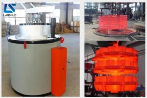 China Pit Type Electric Resistance Tempering Furnace For Carbon Steel Materials Parts on sale