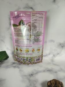 China Eco - Friendly Plastic Stand Up Pouch For Human Food Packaging Customized on sale