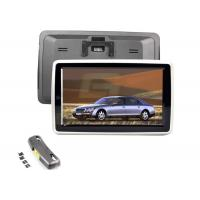 """10.1"""" Headrest Portable Dvd Player Capacitive Touch With SD Card / USB Reader"""