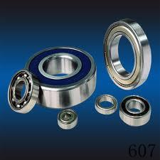 China 607 Deep Groove Ball Bearings, 607Z, 607ZZ, 607RZ,607 2RZ,607RS, 607 2RS Bearing on sale