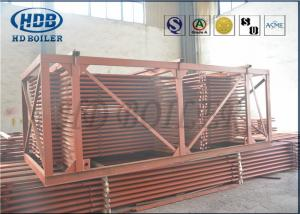 China Serpentine Tube Economizer For Industrial Steam Coal Boiler ASME Standard on sale