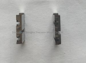 China Precision grinding and EDM machining Plastic Injection Mould Parts for medical product on sale