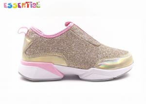 China Fashion Shiny Footwear Sports Shoes , Lightest Cushioned Running Shoes on sale