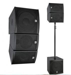Quality 2-Way Line Array Sound System For Club \Passive Mini Line array for sale