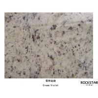 Cheap China  Cream Violet- Polished/Flamed/Bush Hammered Granite