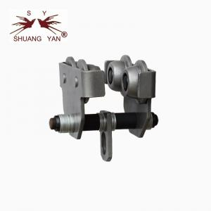 China Stainless Steel Manual Hoist Trolley 0.5-10t Dual Tread Wheels Easily Fit on sale