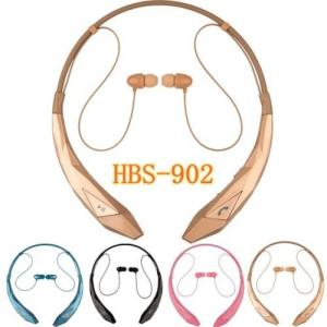 China LG HBS-902 Wireless Stereo Around The Neck Wireless Bluetooth Sport Stereo Headphone Earphone, Built-In Microphone on sale