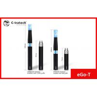 650mah CE5 Blue Ego T E Cigarette , Cartridges Electronic Cigarette