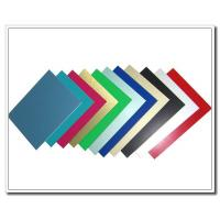Decorative 4mm 5mm Colorful Waterproof Aluminum Composite Curtain Wall Panel ACP