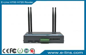 China WiFi GPRS 2G / 3G HSDPA Router , Alloy Metal VPN Industrial 3G Modem on sale