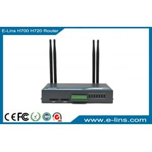 China WiFi GPRS 2G / 3G HSDPA Router , Alloy Metal VPN Industrial 3G Modem on sale