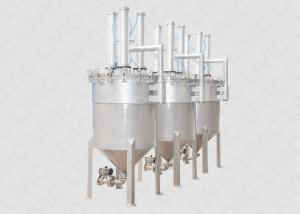 China Petrochemical  Self Cleaning Filter High Reliability Standard DFA Series on sale