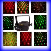 50 patterns RGB led mini laser stage light