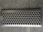 Perf - O Type Grip Strut Grating 3MM Thickness Anti Skid Grating For Steps