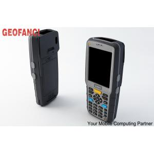 China Active Rfid Reader Writer 3.5 inch Android PDA Wifi Bluetooth 3G Handheld on sale