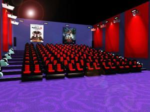 China Game Machine 5d Cinema on sale
