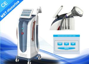 China Micro - Channel Diode Laser Hair Removal Machine Wind Cooling + Water Cooling supplier