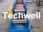 Custom Steel Lip Channel / C Profile / C Section Roll Forming Machine For GI, Carbon Steel