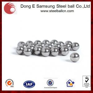 China High Quality AISI 52100 Bulk ball / Bearing Steel Balls 1/4'' on sale