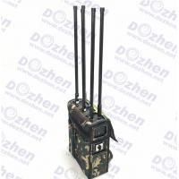 China 4G Cell Phone Signal Backpack Jammer External High Gain Omni Directional Antenna on sale