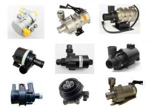 China 18W - 300W Inline Auto Electric Water Pump For Controller Cooling System on sale