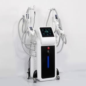 China 2018 New 3d Sculpture Physiotherapy Weigt Loss Cryo Fat Freeze Sliming Kryolipolysis Machine 2 Handles on sale