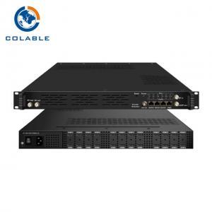 China 16 Channel Hdmi To Rf Modulator Converter , Digital TV Headend Av To Rf Modulator on sale