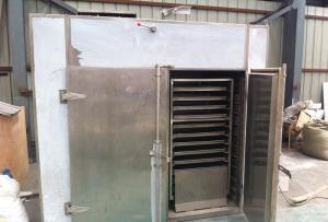 China electric drying oven for fruit, herbal, pepper, powder on sale