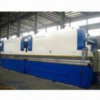 WE67K CNC Electric Hydraulic Synchronization Press Brake/Sheet Metal Brake, Uses Double 2/3 Cylinder