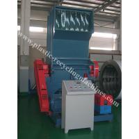 China PP の PE のフィルムの不用なリサイクルのプラスチック粉砕機、ペットびんポリ塩化ビニールの管のシュレッダー on sale