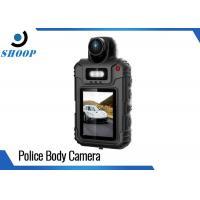 China registrador da câmera do corpo da segurança 1080P, câmara de vídeo de bolso vestida corpo 64GB da polícia on sale
