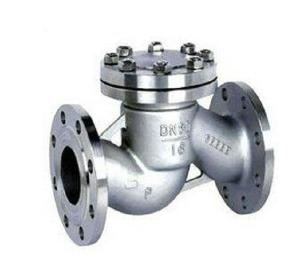 China pn16 lift wafer check valve on sale