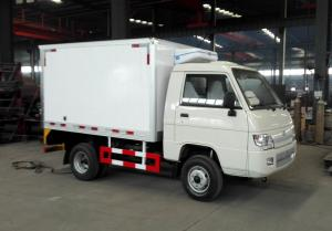 China 0.5Ton - 1Ton Forland Refrigerated Transport Trucks Small Capacity For Frozen Food on sale