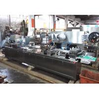 China Blister Packing Machine With Liquid Feeder And Peristaltic Pump on sale