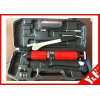 Construction Equipment Heavy Duty Grease Guns Kits Double Cylinders