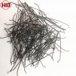 endhooked steel fiber for reinforced shotcrete