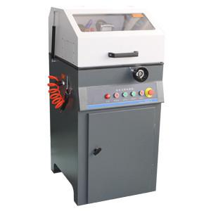 China Portable Hardness Tester Accessory Metallographic Equipment For Specimen Cutting on sale