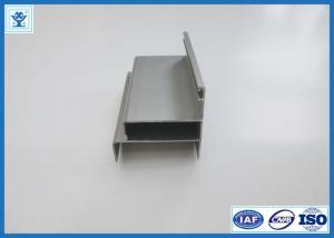 China Aluminium Solar Panel Pole Mounting System,Aluminium Profile for Solar Panel Frame on sale
