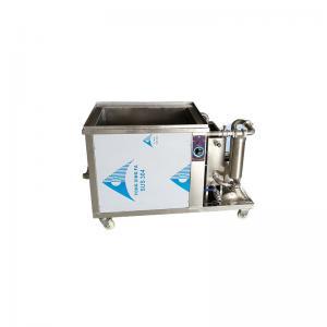 China Cyclic Auto Control Circulating Ultrasonic Cleaning Machine Big Part Automotive Parts Washer on sale