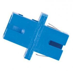 China IEC 61300-3-4 FC ST Fibre Optic Adapters Simplex With Male-To-Female Attenuator on sale