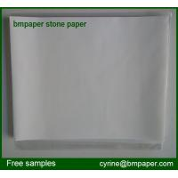 Good quality stone paper