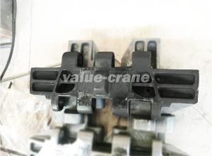 China Quality track pad for  TEREX DEMAG CC1500 crawler crane undercarriage spare parts. on sale