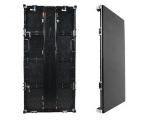 China P4.8 Hanging Backstage Outdoor Rental LED Display / Curved LED Display For Event Hire on sale
